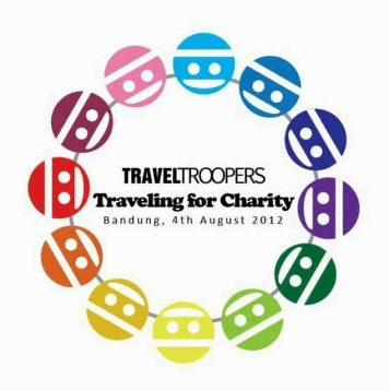 traveling for charity : traveltroopers